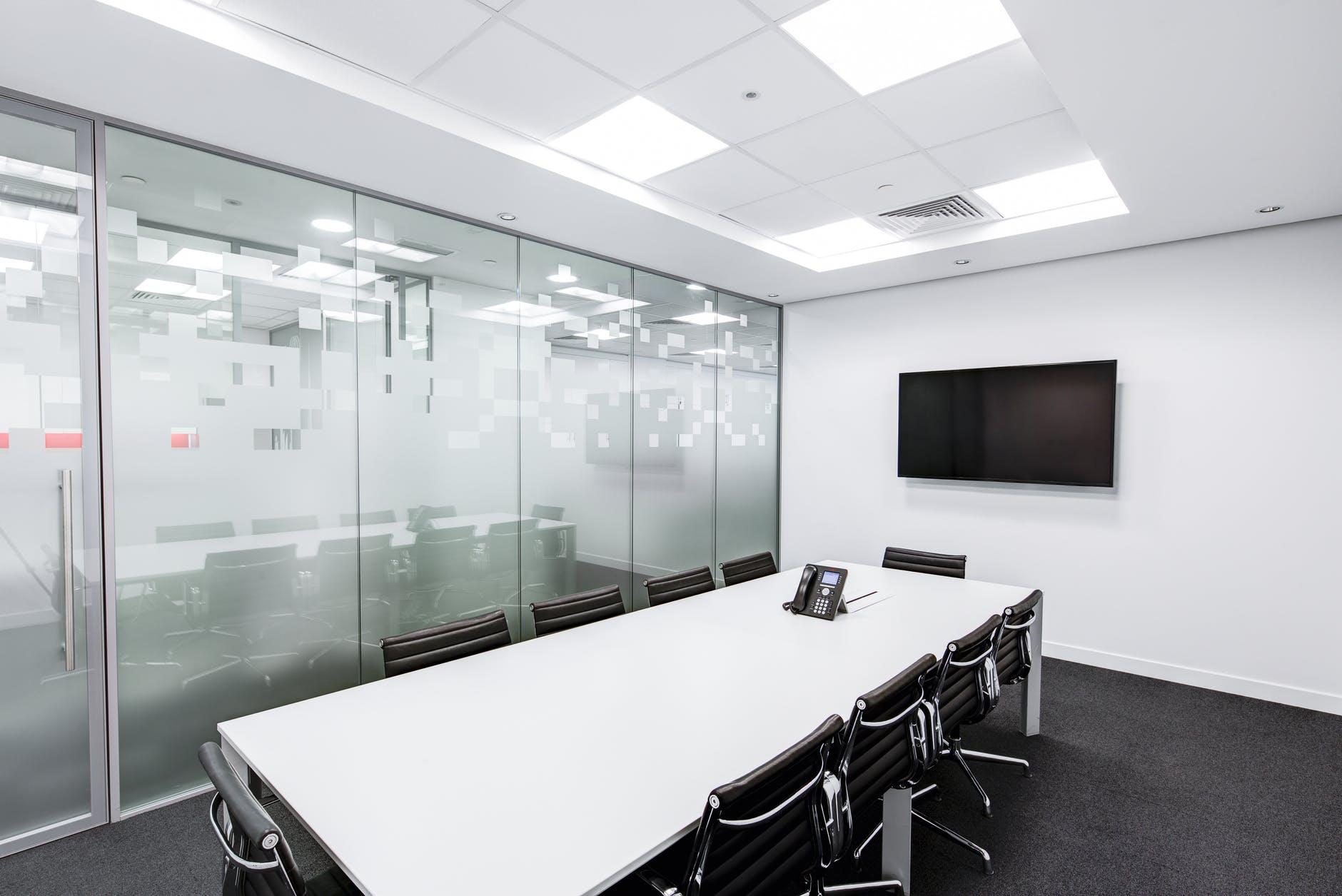 Офис для босса: 4 идеи как оформить кабинет руководителя