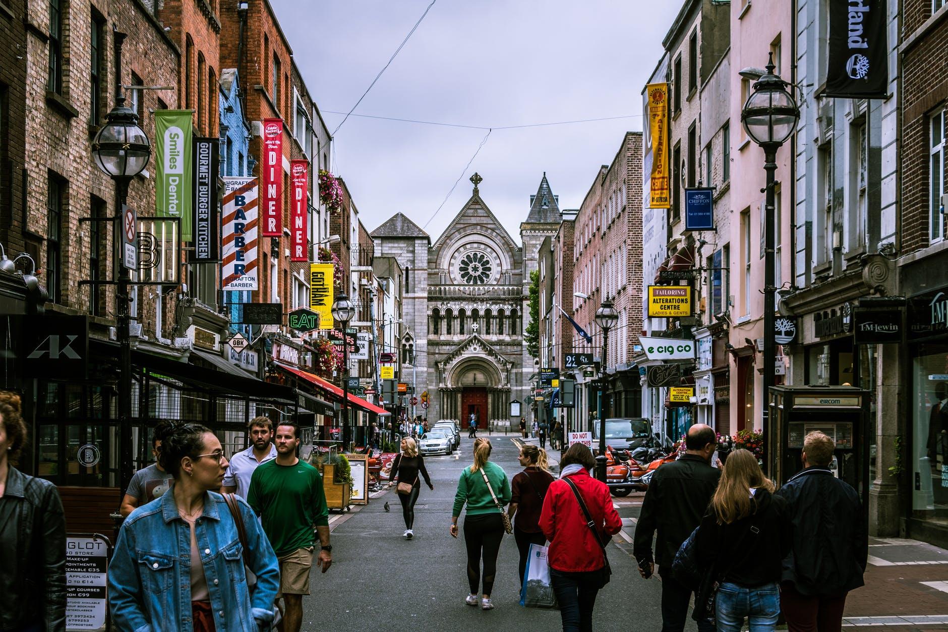 В Ирландии в церкви продают жилые апартаменты